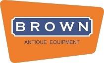 Brown Antique Equipment logo small